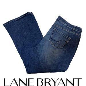 NWOT Lame Bryant size 18 short mid rise boot